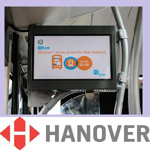 Hanover Innenanzeigen